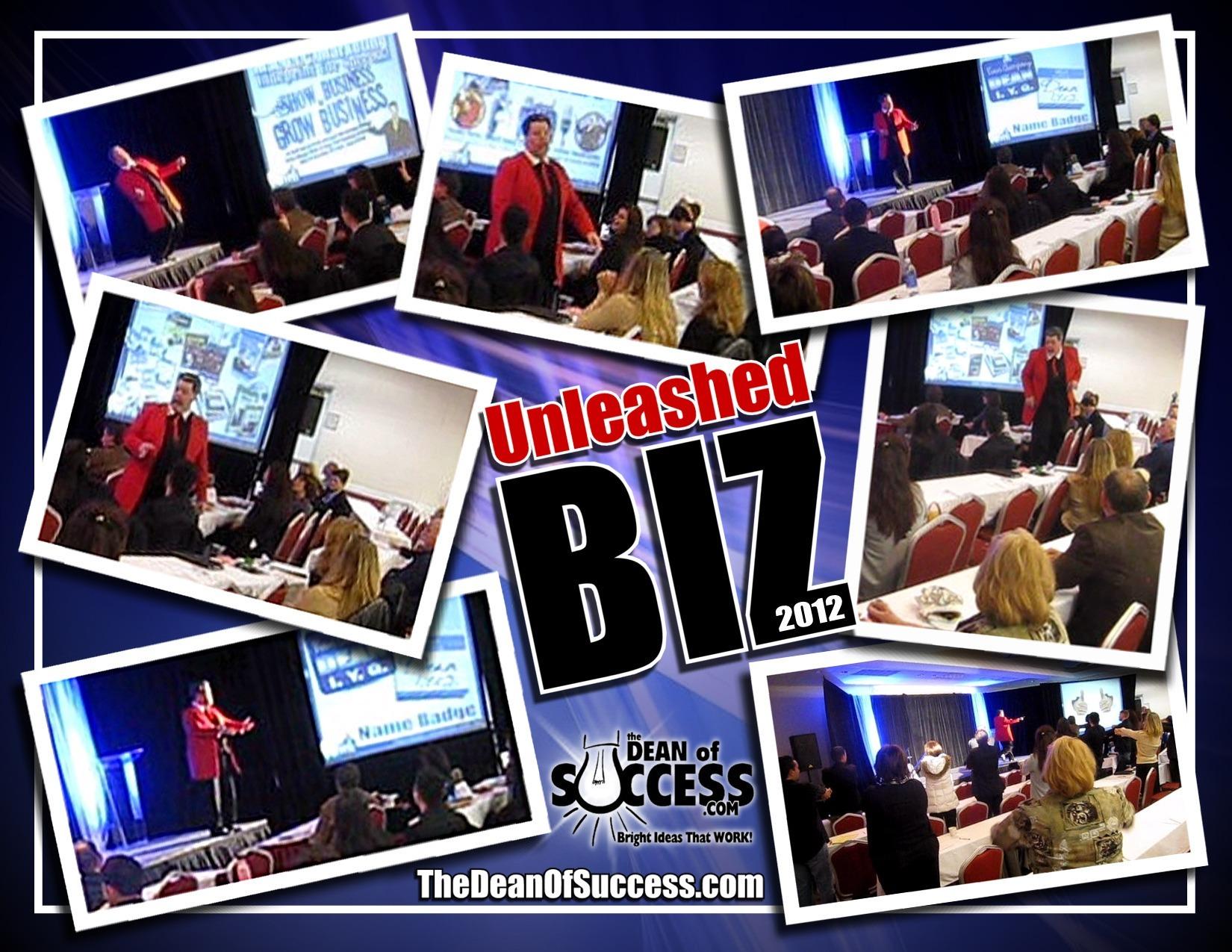UnleashedBizEvent