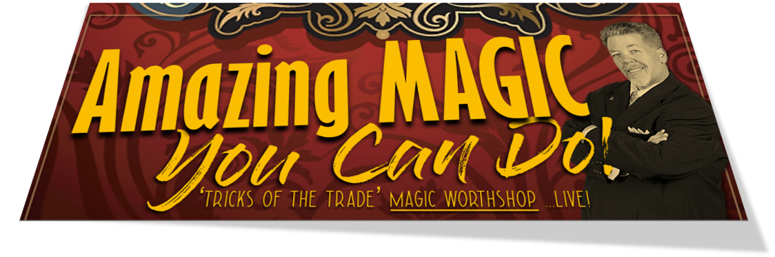 Amazing Magic With Class Gift Banner