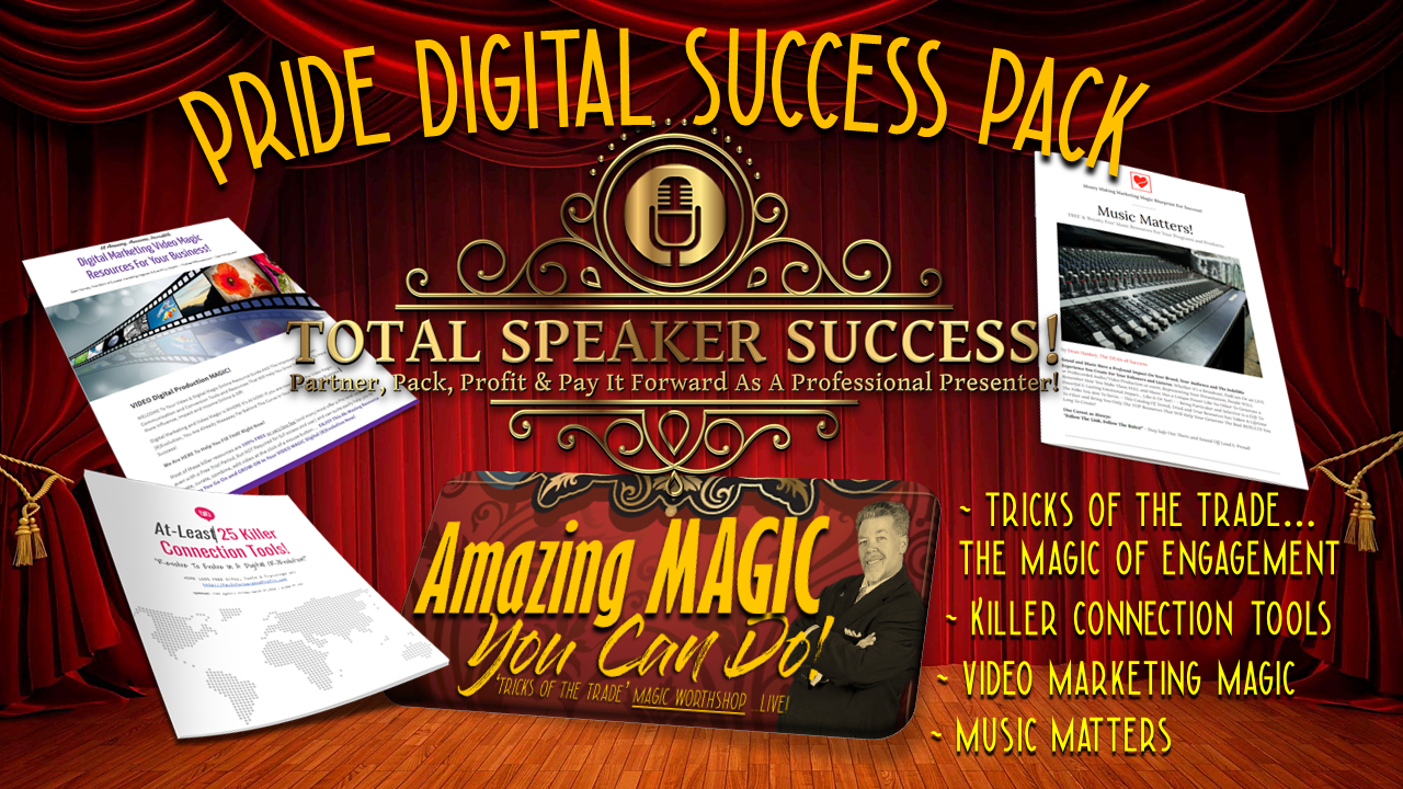 PRIDE Digital Success Pack Image